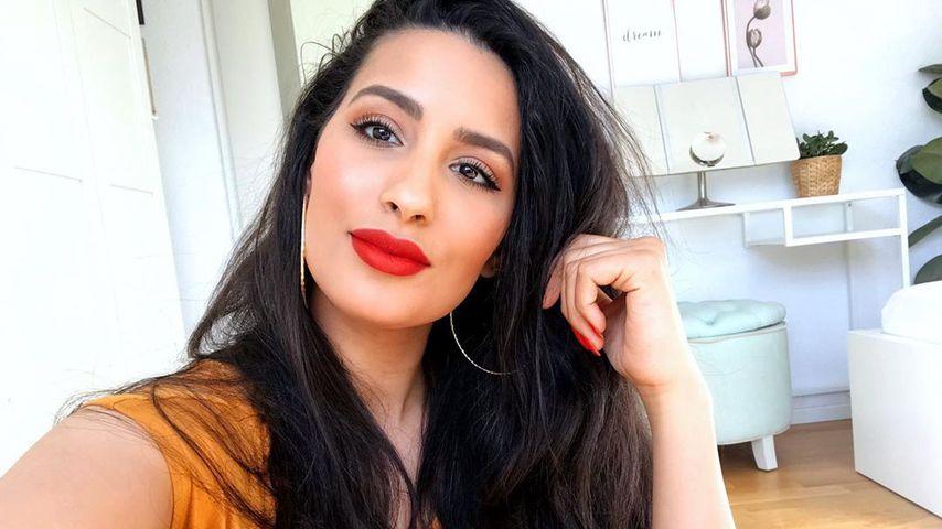 Dounia Slimani im Mai 2019