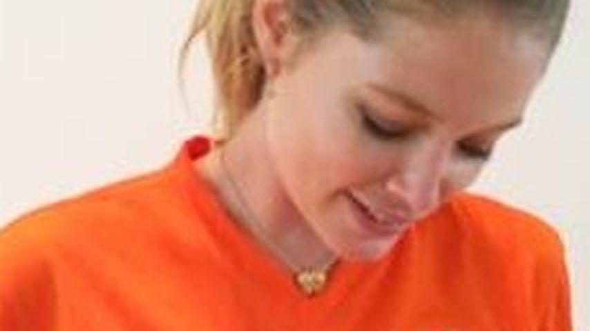 Oranje: Doutzen Kroes schön schwanger im WM-Fieber
