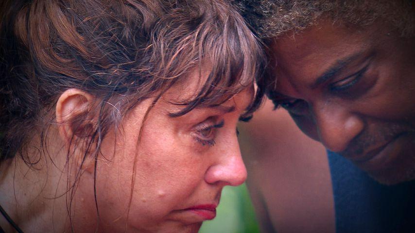 Tina York und Sydney Youngblood im Dschungelcamp 2018