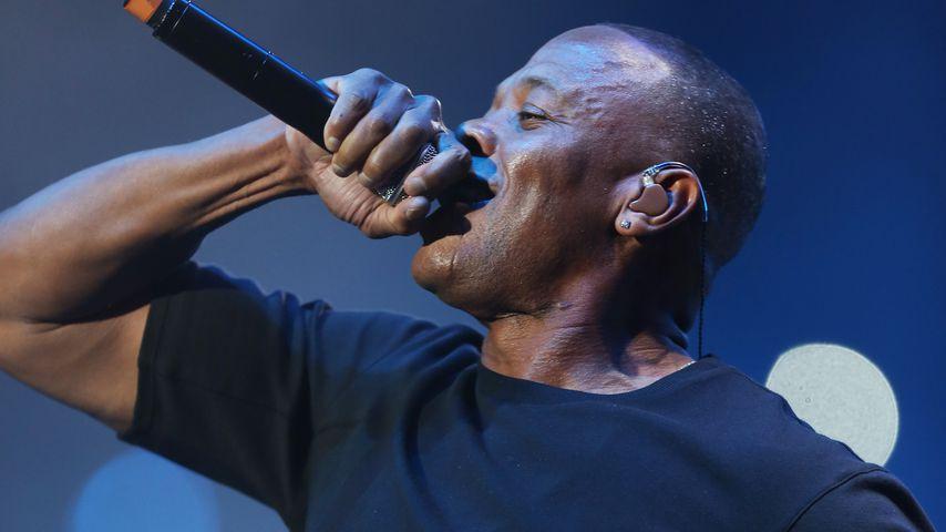 Dr. Dre im Juni 2013