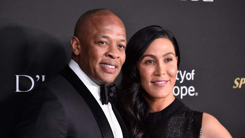 Dr. Dre und Nicole Young