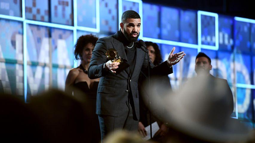 Drake bei den Grammys 2019