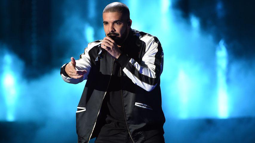 Drake beim 2016 iHeartRadio Music Festival