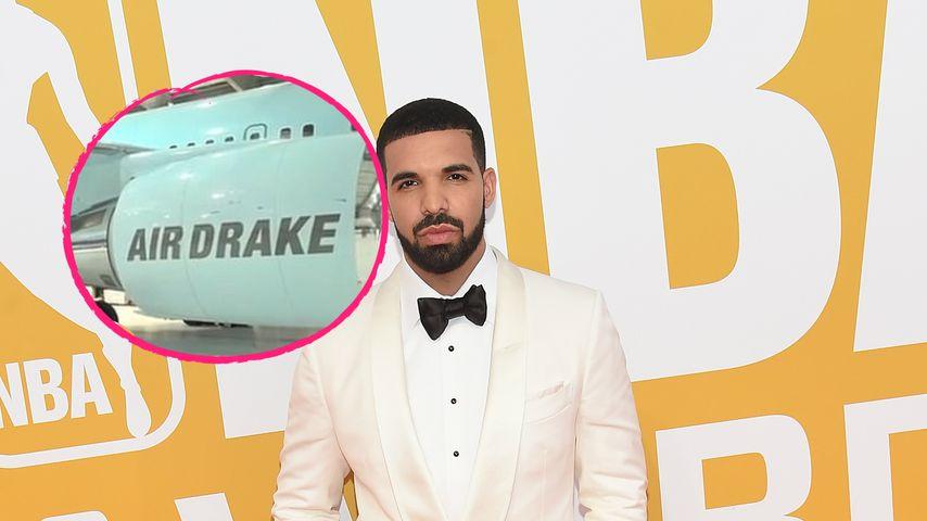165 Millionen Euro: Drake hat jetzt eine eigene Boeing 767!
