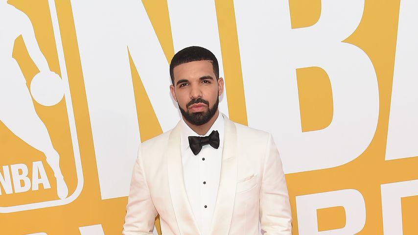 Rapper Drake bei einer Veranstaltung in New York, 2017