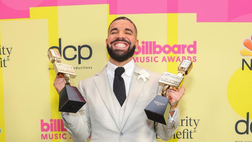 Drake bei den Billboard Music Awards 2021