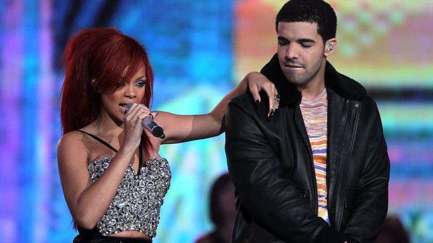 Rihanna und Drake