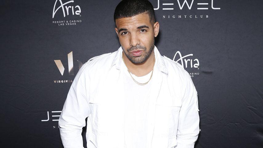 Drake bei einem Event in Las Vegas