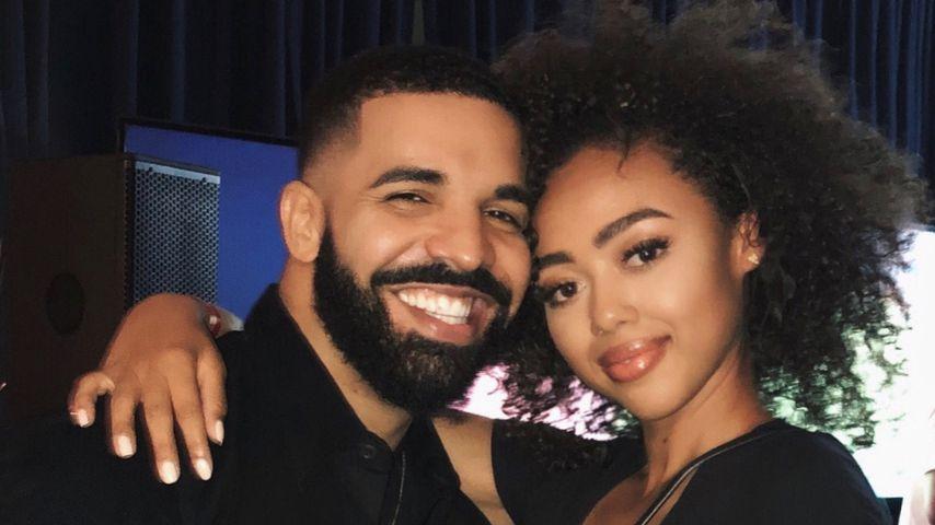 18-jähriges Model: Hat Rapper Drake etwa eine neue Freundin?