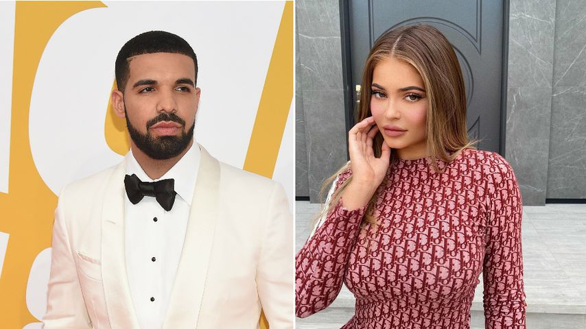 Alter Song verwirrt: Hatte Drake doch was mit Kylie Jenner?