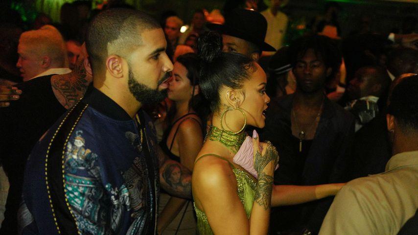 Nach VMA-Kuss: Intime Date-Night für Rihanna & Drake
