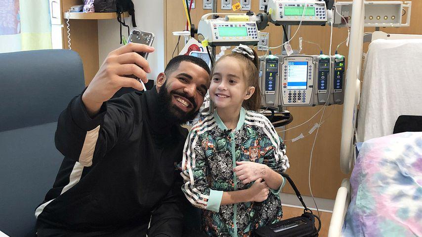 Drake und sein Fan Sofia