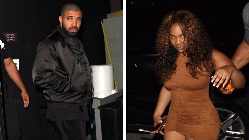 Erwischt: Geht Drake etwa Serena Williams fremd?