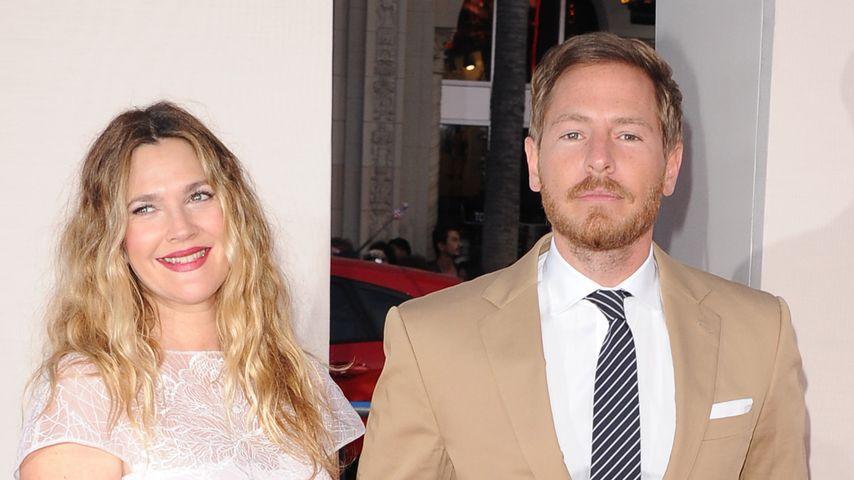 """Drew Barrymore und Will Kopelman bei der Premiere von """"Urlaubsreif"""" in Hollywood"""