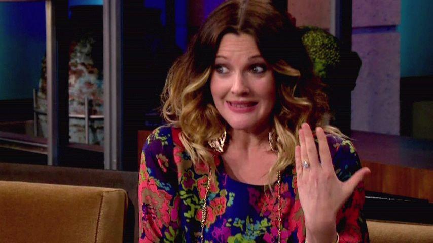 Drew Barrymore: Hochzeit schon in knapp 5 Wochen!