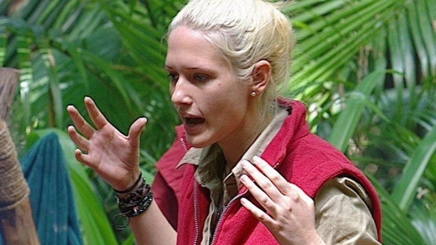 Sarah Knappik im Dschungelcamp 2011