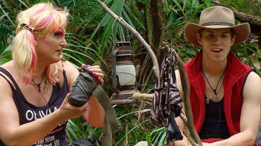 Olivia vs. Joey: Wer erklimmt den Dschungel-Thron?