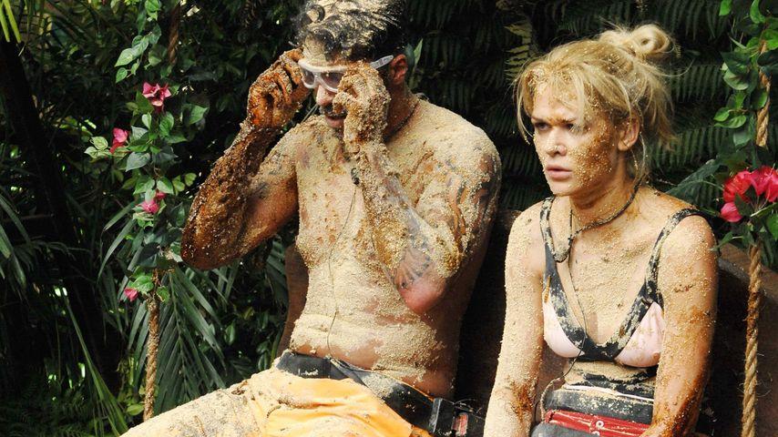 Heldenhaft: Dschungel-Tarzan Aurelio rettet Sara