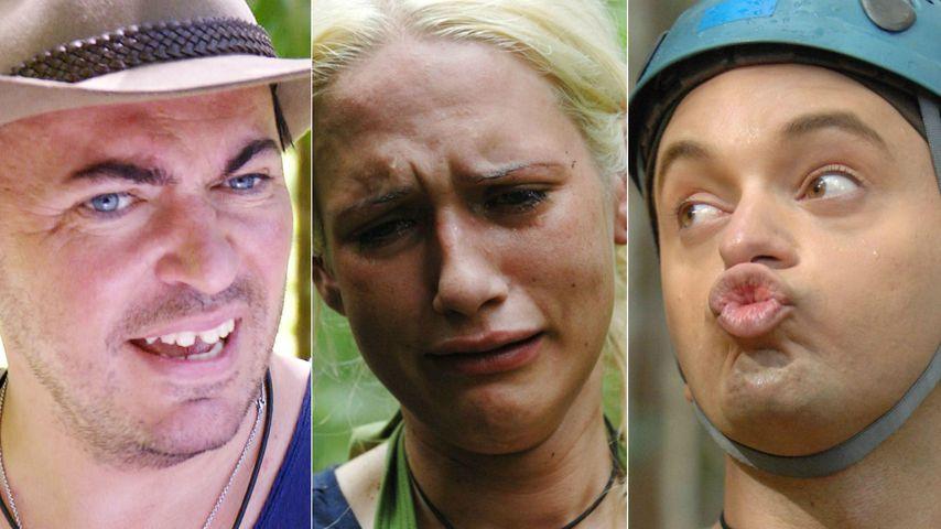 Keine Staffel ohne Pipi-Panne: Die Klo-Dramen des Dschungels