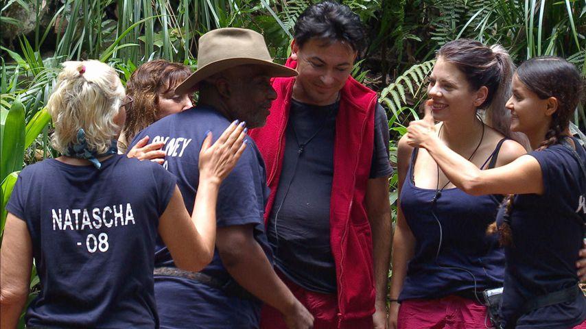Dschungel-Kandidaten an Tag 9
