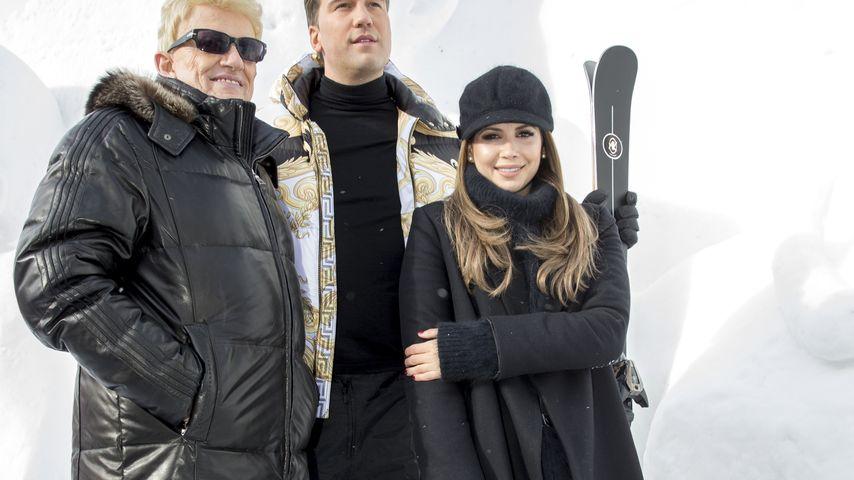 Mandy Capristo, Heino und DJ Antoine