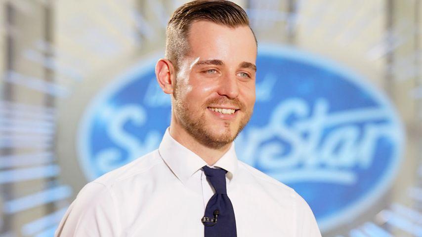 Vom Kellner zum Superstar: Aaron begeistert die DSDS-Jury