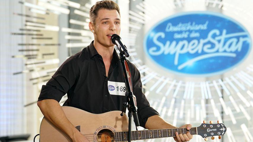 DSDS-Kandidat Nico Sücker