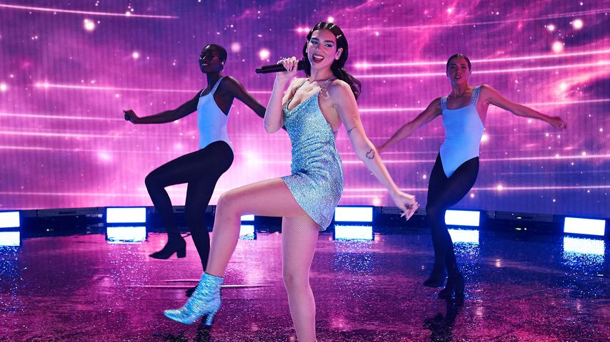 Dua Lipa bei den American Music Awards 2020