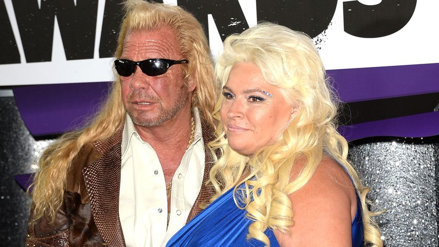 Duane Chapman mit seiner Frau Beth