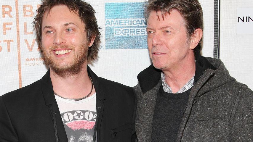 Halbes Jahr nach seinem Tod: David Bowie wäre jetzt Opa!