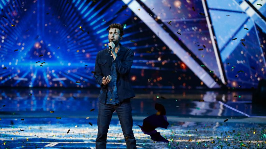 Duncan Laurence beim Eurovision Song Contest 2019