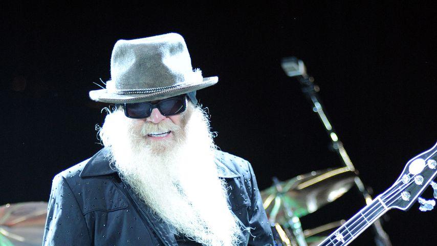 Bassist der Band ZZ Top: Dusty Hill mit 72 Jahren verstorben