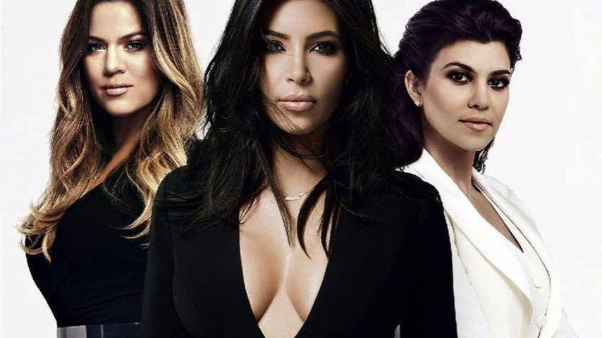 10 Jahre Kardashians im TV: Ihre größten Show-Skandale!
