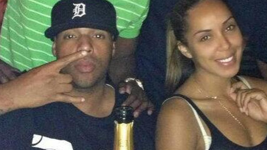 Stephanie Moseley und Earl Hayes