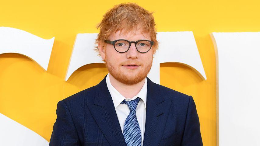 """Liefert Ed Sheeran den Song zum neuen """"James Bond""""-Film?"""