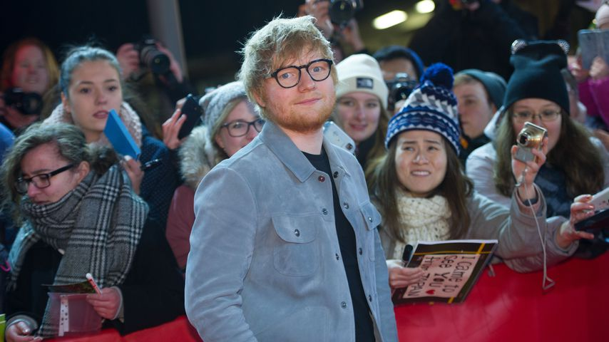 Ed Sheeran 2018 in Berlin