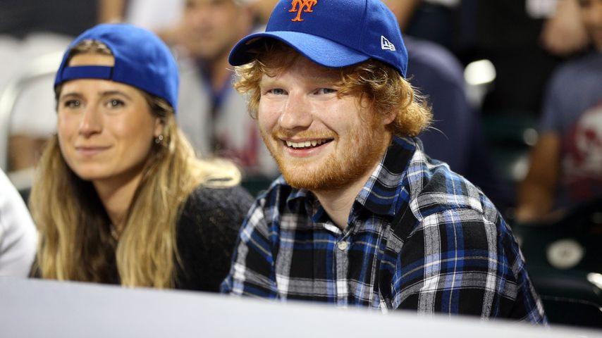 Cherry Seaborn und Ed Sheeran