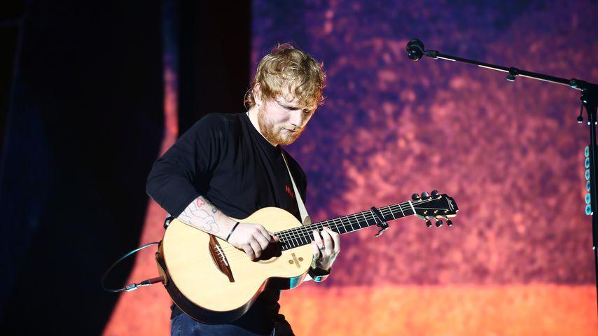 Ed Sheeran im März 2018 in Auckland