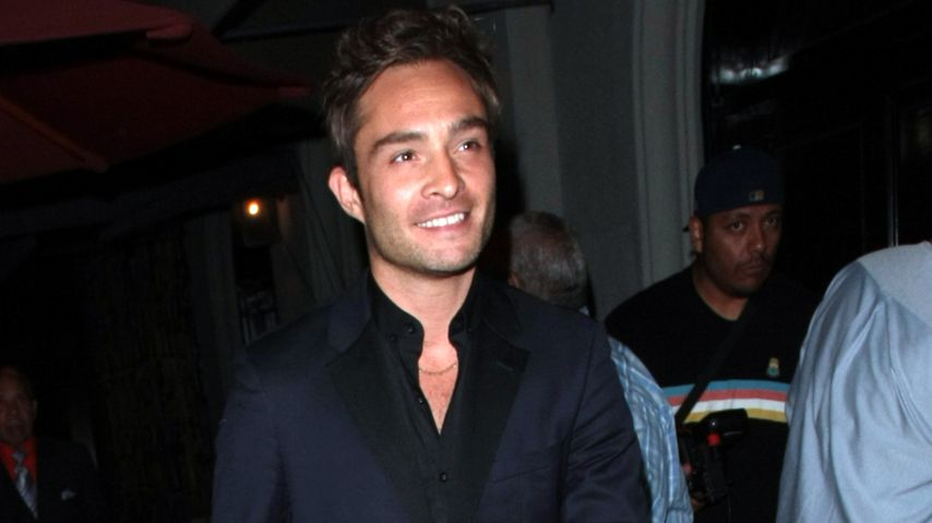 Ed Westwick in West Hollywood