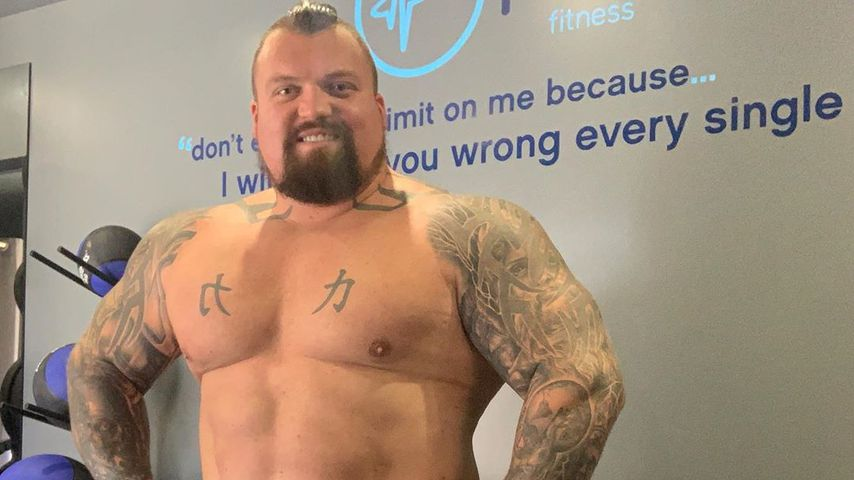 Eddie Hall im August 2019