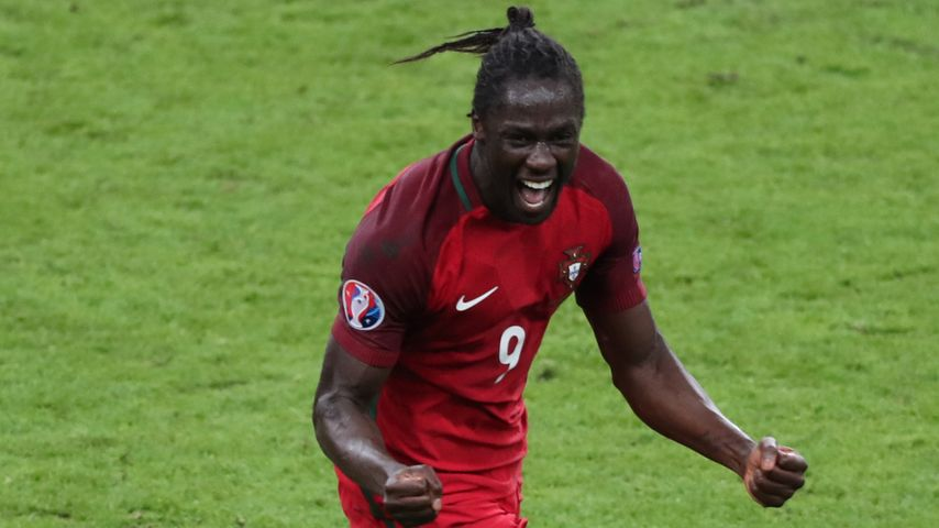 Éder im EM-Finale gegen Frankreich