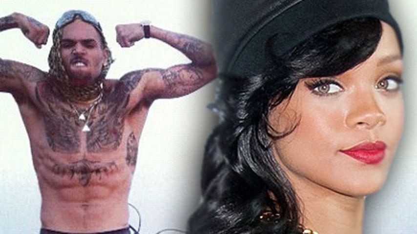 Betrog Chris Brown Rihanna gleich mehrmals?