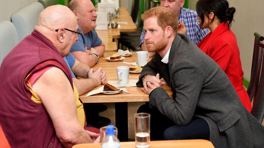 Total-Verwandlung: So meditativ ist Prinz Harry wirklich!