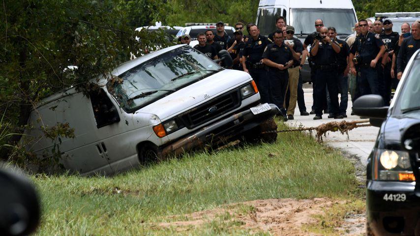 Auto der verunglückten Saldivars