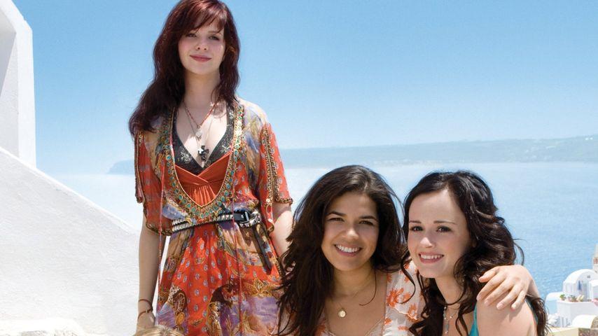 Blake Lively, Alexis Bledel, America Ferrera und Amber Tamblyn