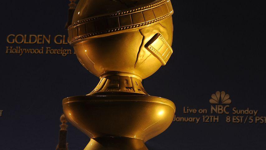 Die Ankündigung der Golden-Globe-Nominierten in Beverly Hills im Dezember 2013