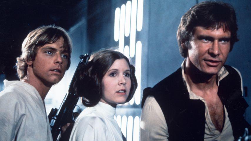 """Eine """"Star Wars""""-Szene"""