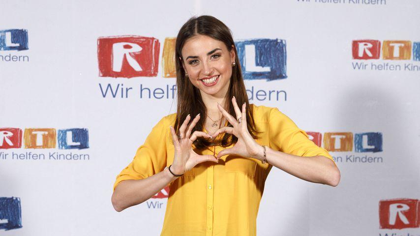 Tänzerin Ekaterina Leonova