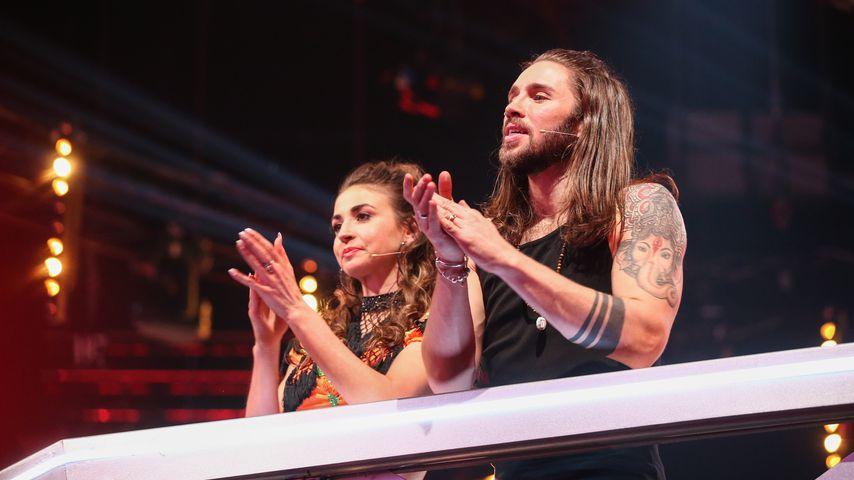 """Gil Ofarim: Dank Support seiner Frau zum """"Let's Dance""""-Pro?"""