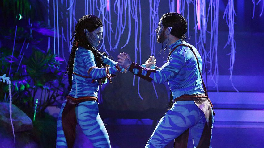 "Ekaterina Leonova und Gil Ofarim beim ""Let's Dance""-Finale 2017"